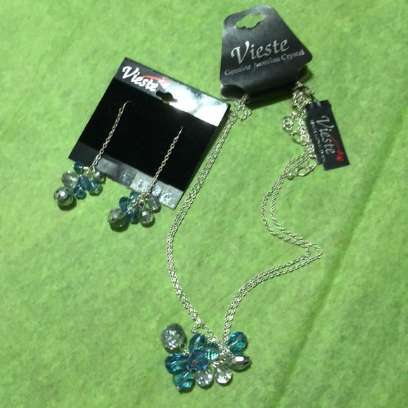 Jewelry - Nice Set earrings & Necklace 15% off